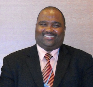 Dr Bismark Tyobeka, CEO, National Nuclear Regulator South Africa