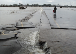 Flooding in Mozambique. Photo MSF
