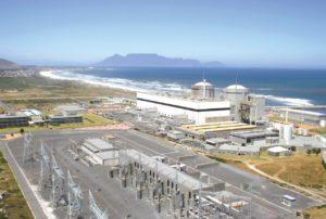 Koeberg nuclear power plant