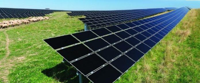 Thin filmed solar PV