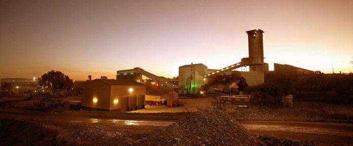 Sibanye Gold mine