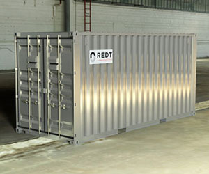 REDT hybrid technology system