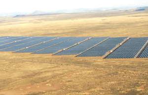 40MW PV Linde project in Northern Cape Province, South Africa commissioned with SMA technology.