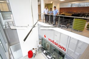 Vodacom: energy efficiency