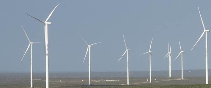 Eskom Sere Wind Farm 1