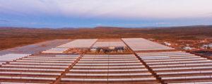 Kathu Solar thermal plant