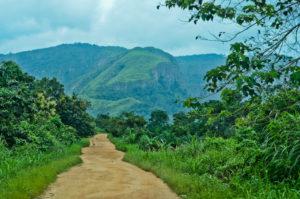 Volta region of Ghana