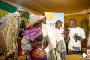 Akon and community