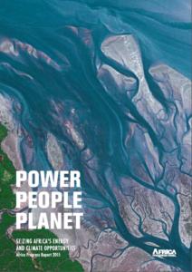 Africa Progress Panel 2015 Report: Power People Planet