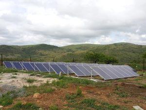 Rhino Ridge Solar PV Modules