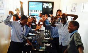 TlamaTlama solar powered classroom