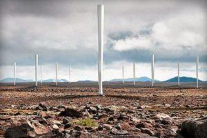 vortex bladeless wind turbines