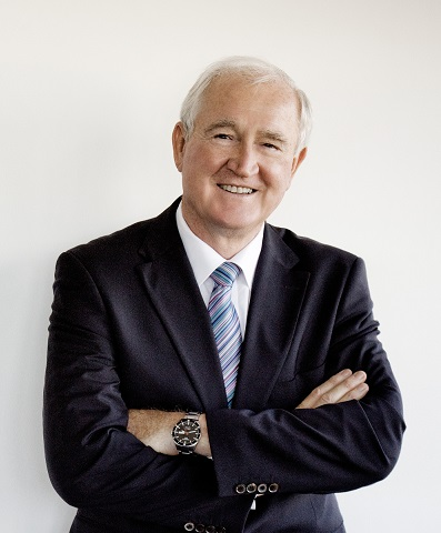 Dr Eddie O'Connor is co-founder and chief executive of Mainstream Renewable Power, a renewable energy group.