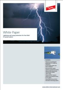 Image Dehn PV power plant white paper