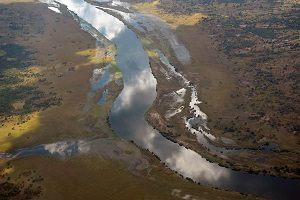 Luapula River. Pic credits. Brian J. McMorrow