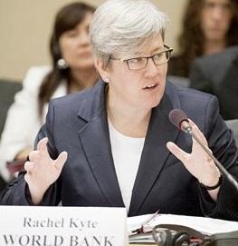 Rachel Kyte