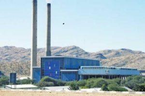 Van Eck Power Station. Pic credit Namibian Sun