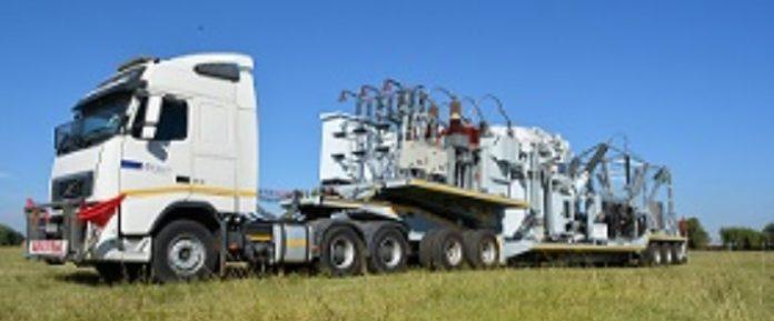 Mobile substation. Zest Energy