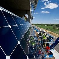 Telkom Solar PV tender. pic credit NREL