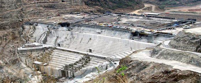 Ethiopia hydroelectric power