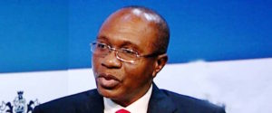 Godwin Emefiele spoke recently about the global downturn and the effect on electricity tariffs. Picture credit: Daily Independent Nigeria
