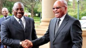 Presidents Kabila and Zuma are set to meet today to discuss a number of topics, including Grand Inga. Picture credit: SABC