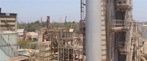 Cap des Biches power plant project
