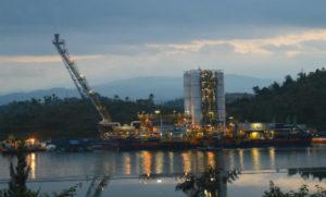 kivuwatt methane power plant