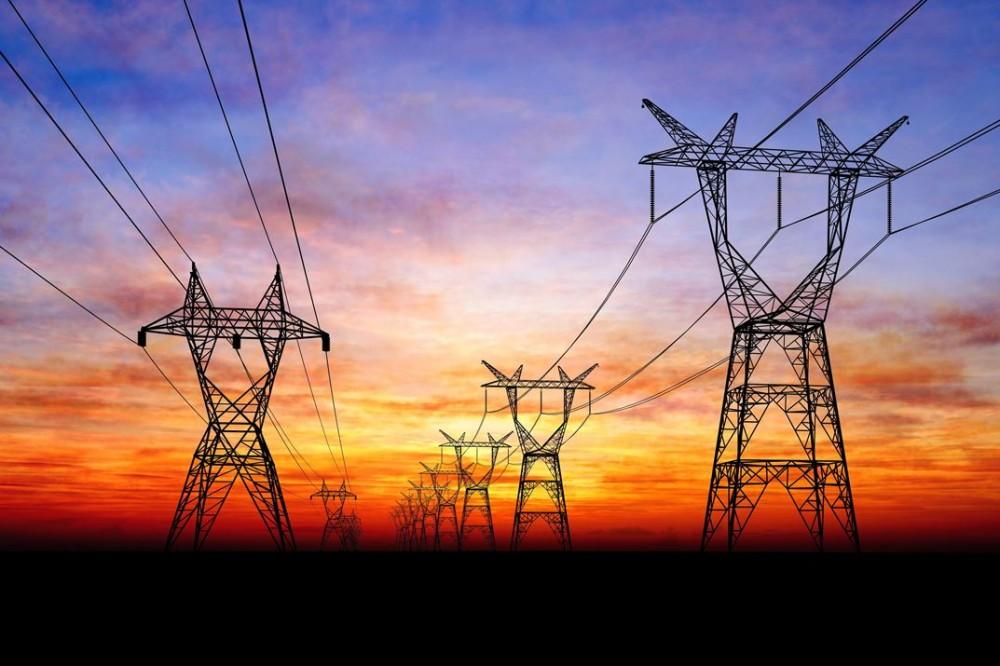 electricity distribution line