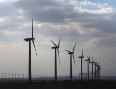 The wind farm will increase Egypt's wind capacity by 35% and will reduce carbon emissions by 400,000 tonnes a year. Pic credit: EFE