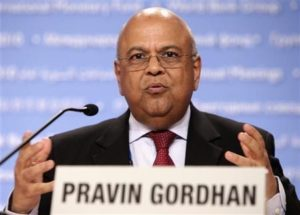 Gordhan stressed that government would not spend more than what was allowed. Pic credit: environment.co.za