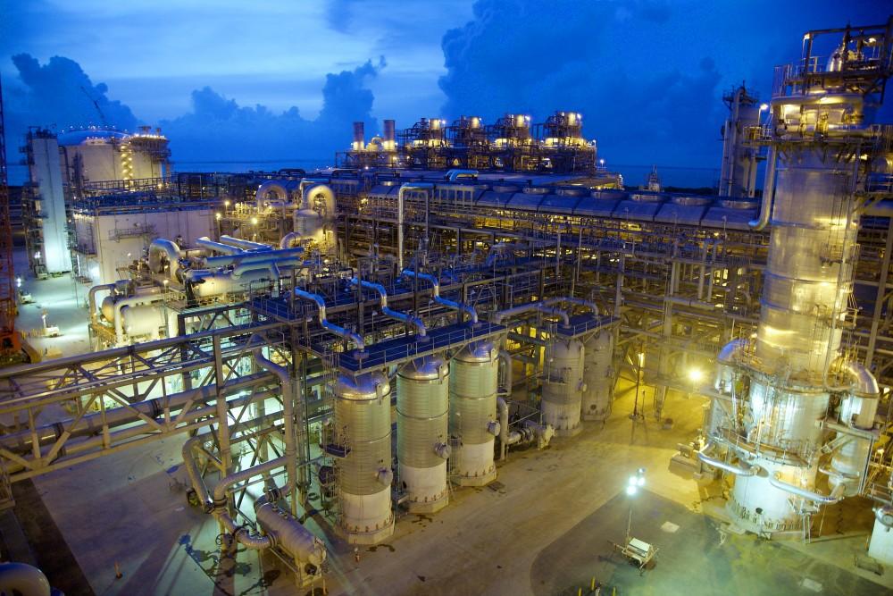 Tema LNG Facility