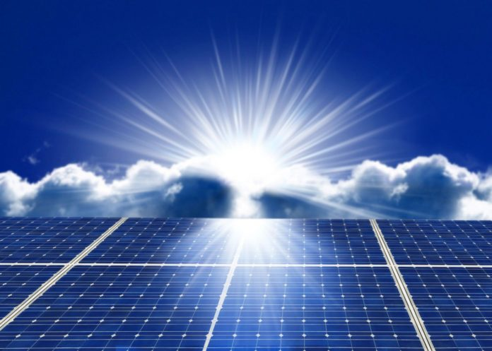 REA solar project