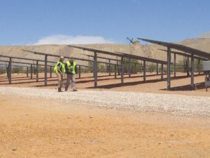 Caterpilar Microgrid Arizona