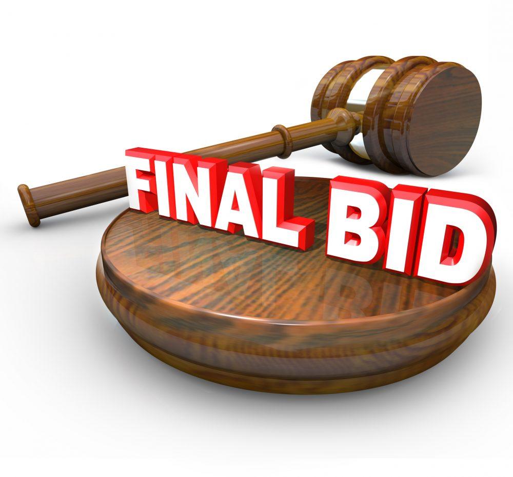 electrification bids
