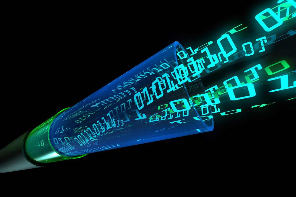 Fibre optic African utilities telecommunication