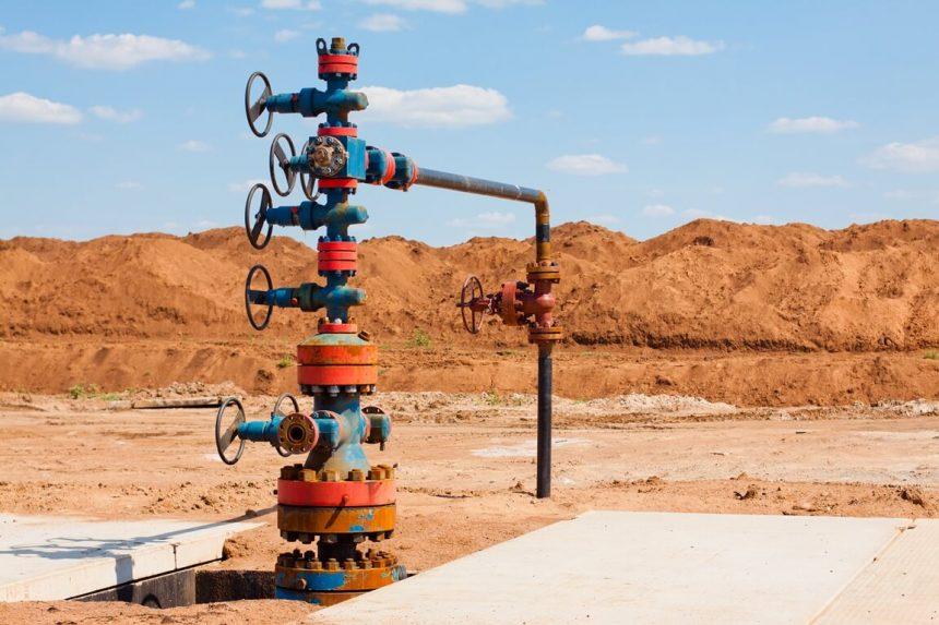 gas exploration