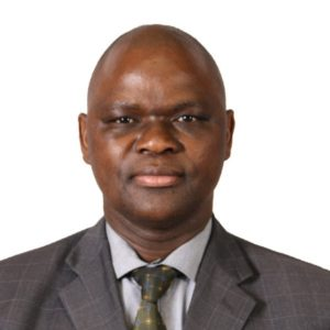 Gordon Molefe, Director, Customer Services and Supply, Botswana Power Corporation
