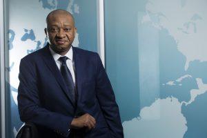 Dr Thabo Kgogo, CEO of SacOil