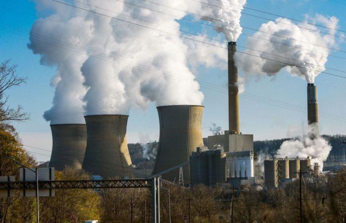 coal global warming