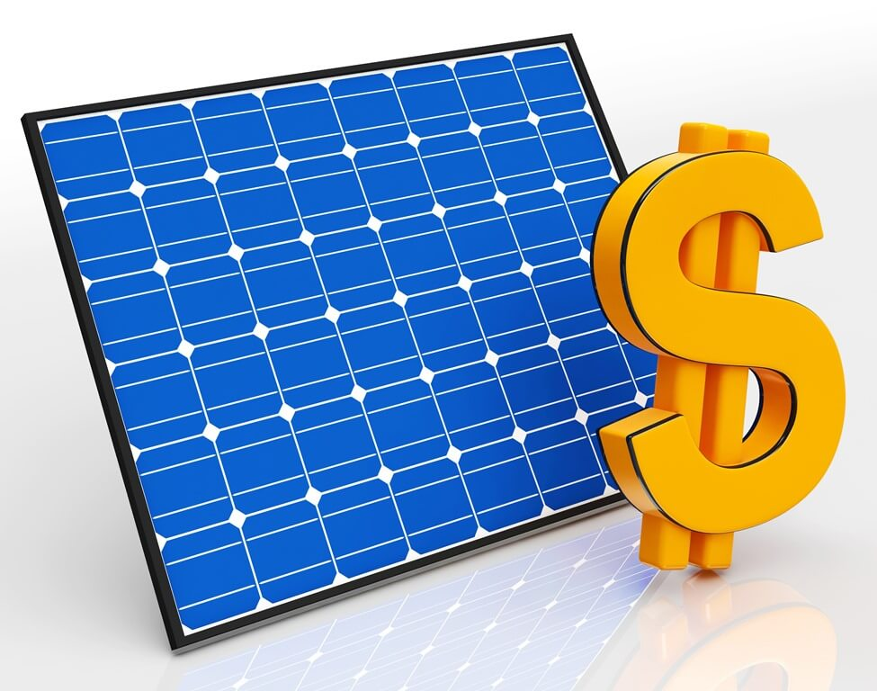 solar energy sale price