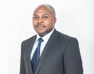 Umeme's managing director Celestino Babungi