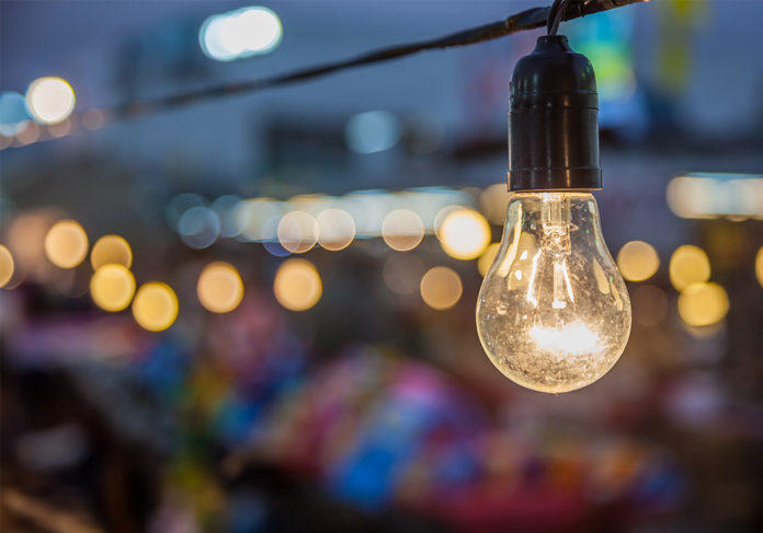 energy consuming bulbs