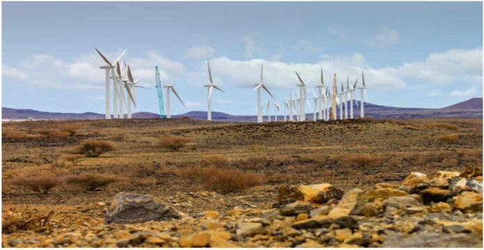 Lake Turkana wind power project
