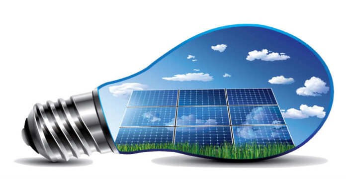 solar off-grid lighting