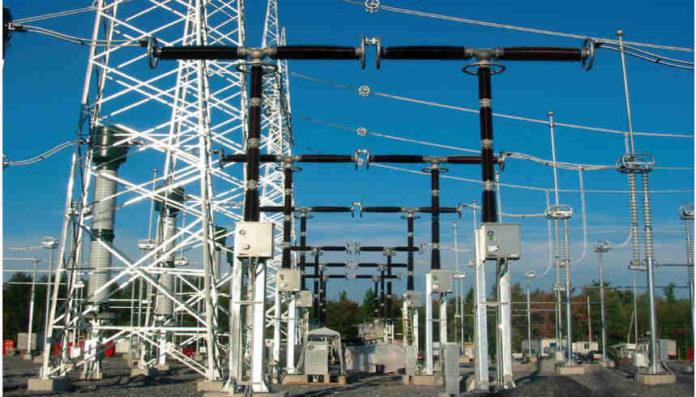 switchyard station