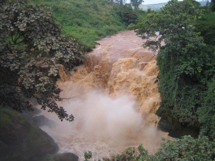 rusumo falls 2. Credit: Wikimedia Commons