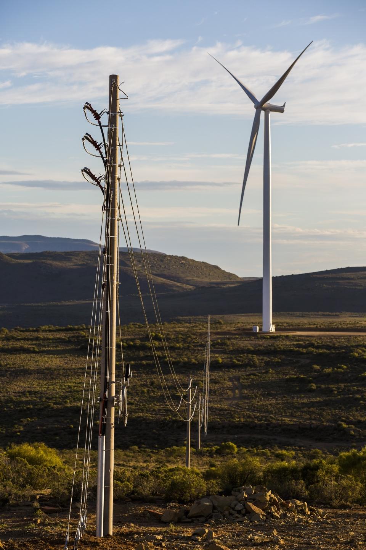 NWF Wind Farm. Pic credit: SAREC