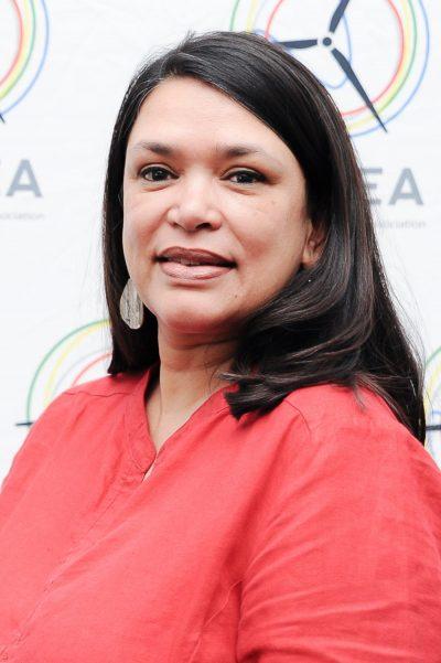 Brenda Martin, SAREC chair. Source: SAREC