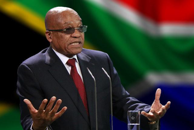 South African President, Jacob Zuma. Source: My Broadband